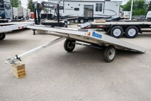 Mission SNOWMOBILE TRAILER (SMFS 101X12 Duralite)