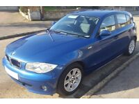 BMW 120D SE 78K miles, FSH, 12 months MOT