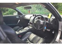 Nissan 350z fairlady 3.5l Automatic (cheaper to tax - Nissan service history, very clean)