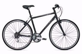 Trek 7.1 FX hybrid city bike size L + extras Cannondale Boardman Ridgeback Giant Specialized Cube
