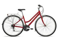 Ridgeback Meteor 2015 women's bike
