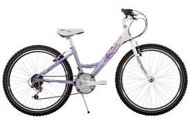 Raleigh Swirl - Girls Mountain Bike 24inch wheels / 13inch frame (Suit 9-12Yrs)