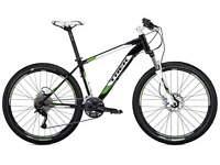Trek 4900d hydraulic mountain bike