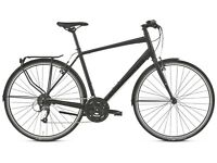 Specialized Source 2016 Hybrid Bike And Kryptonite lock with guarantee and insurance.