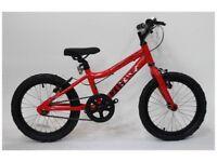 Ridgeback MX16 Children's Bike and helmet - 16 inch wheel - Excellent condition