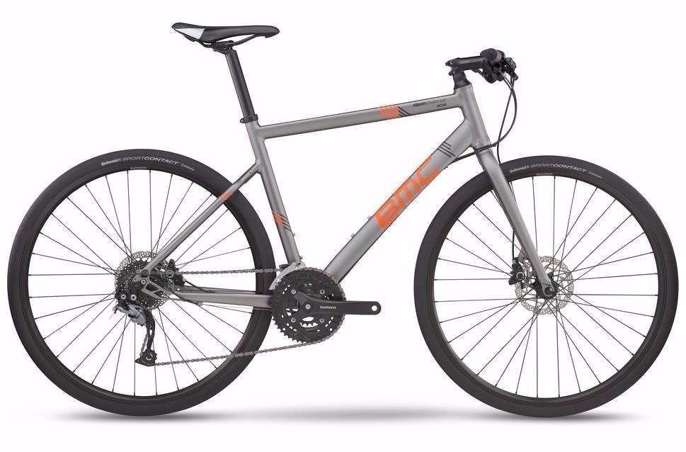 BMC Alpenchallenge AC02 Alivio 2017 Hybrid Bike Brand New, Store Costs £764 yours for £700 ono
