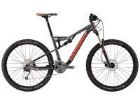 cannondale habit alloy 6 2016 mountain bike