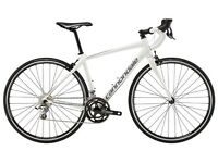 Cannondale synapse tiagra 2016 women's road bike