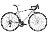 Ladies Trek Silque S2016 Road Bike, Only Used For Shop Test Ride