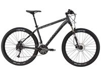 Cannondale Trail 4 - Brand New