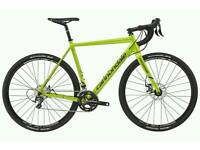 Cannondale CAAD X 2017 54cm new