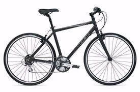 Trek 7.1 FX hybrid city bike size L + extras Boardman Kona Scott Giant Cannondale Specialized Cube