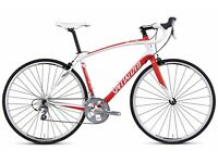 Stolen Bike - West London - Specialized Secteur Elite - Red/White