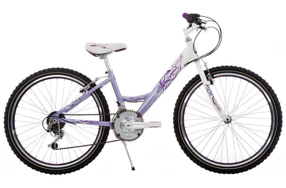 Raleigh Swirl - Girls Mountain Bike 24inch wheels / 13inch frame ...