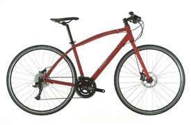 Raleigh Strada 7 2015 Hybrid Bike
