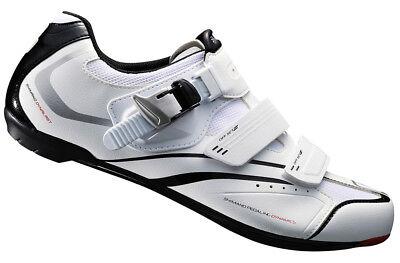 Scarpe scarpa bici bicicletta corsa Strada Shimano SH-R088W tg 43 calzano da 42