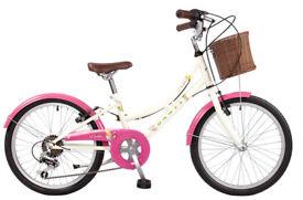 Girls Bike - Dawes Li'l Duchess Heritage - 20 Inch - Shimano 6 speed