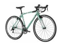 Raleigh RX Elite Womens Cyclocross Bike new reduced 50cm cheap cx shimano sora