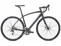 2014 Specialized Secteur Sportdisc Road Bike Cyclocross - XL Frame