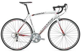 Specialized elite size 58cm road bike plus extra £400