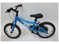 Blue Ridgeback MX14 with stabilisers