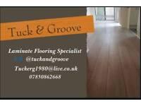 Tuck & Groove Laminate Flooring Specialist