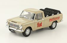 Fiat 1500 and 1500 Multicarga Bundle 2 Car 1//43 Salvat Autos Inolvidables