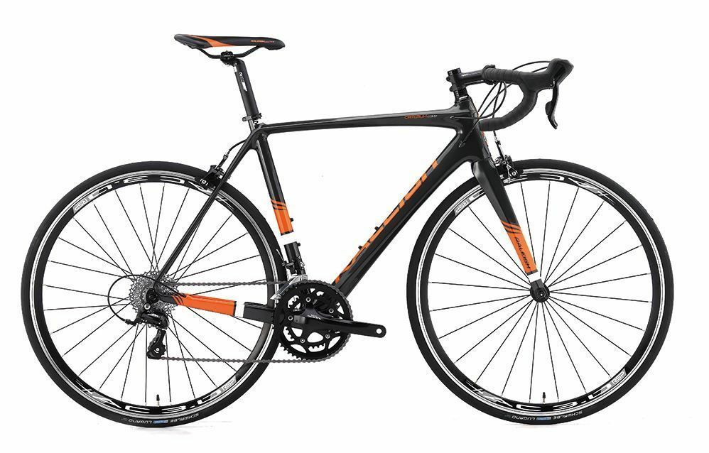 *** Raleigh Criterium Elite FULL CARBON - Road Racing, Endurance Racing Bike ***