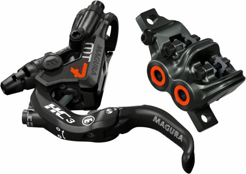 Magura MT7 Pro Carbon Disc Brake* PM F or R Carbon/Orange