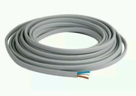 10mm Twin and Earth Shower Cooker Electrical Cable