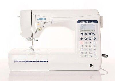 Juki Sewing Machine Quilting HZL-F300 Customer Return with Warranty