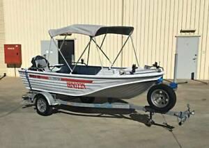 ALLY CRAFT 395 SHADOW RUNABOUT 25HP Moss Vale Bowral Area Preview