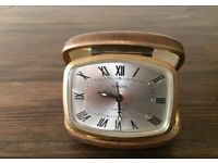Antique Europa Travel Alarm Clock