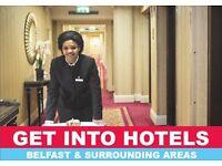 Get Into Hotels - Belfast & Surrounding Areas