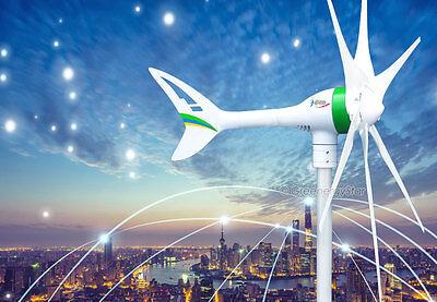 Apollo 1000 W Watt 12 V DC Magnet PMA Wind Turbine Generator 6 Blade for sale  Shipping to Canada