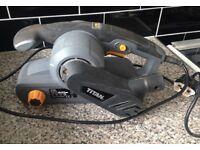 Titan Belt Sander TTB290SDR