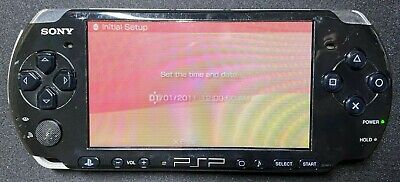 Sony Playstation Portable PSP-3001 w/ new battery and Persona 3