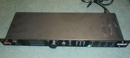 DBX DriveRack PA2 Complete Loudspeaker Management System PA 2