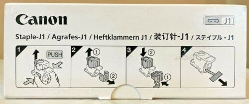 3 CANON 6707A001AA Finisher (STAPLE-J1) STAPLE CARTRIDGE 3 Boxes OF 3 OEM