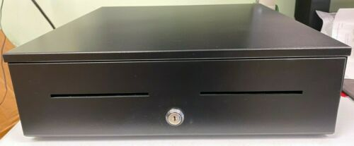 """16"""" POS Cash Drawer Stainless Steel,Removable Tray,RJ11 Cable,BK1616B - Beelta"""