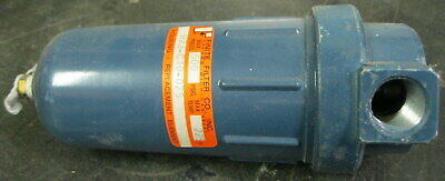 Finite Filter Co. H2j-c10-025 Housing Replacement Element 500 Max Psi