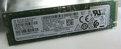 SAMSUNG SSD 512GB PM981a M.2 2280 PCIE NVME MZVLB512HBJQ DELL HP LENOVO ASUS