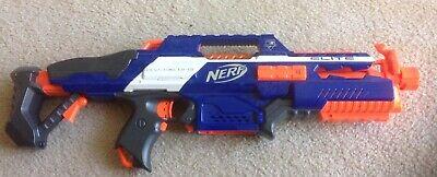 Nerf Guns Elite (NERF N-Strike Elite Rapidstrike CS-18 Motorized Dart Blaster)