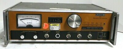 Ailtech 13611 Precision Test Noise Receiver With Attenuation Meter