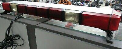 Whelen EDGE 9M 9000 Series Traffic Safety Light Tested -