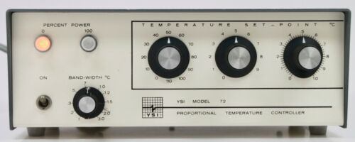 Yellow Springs Instrument YSI model 72 Proportional Temperature Controller