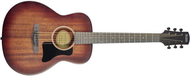 Adam Black O-2T Travel Guitar Vintage Sunburst