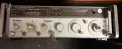 Hp Hewlett Packard 8640b Signal Generator Opt 001 003