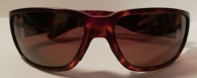 Maui Jim Makaha MJ-235-10M Made in Italy Polarisiert Tortoise Sonnenbrille braun