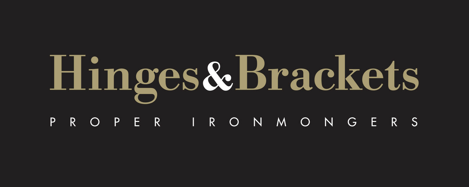 Hinges & Brackets